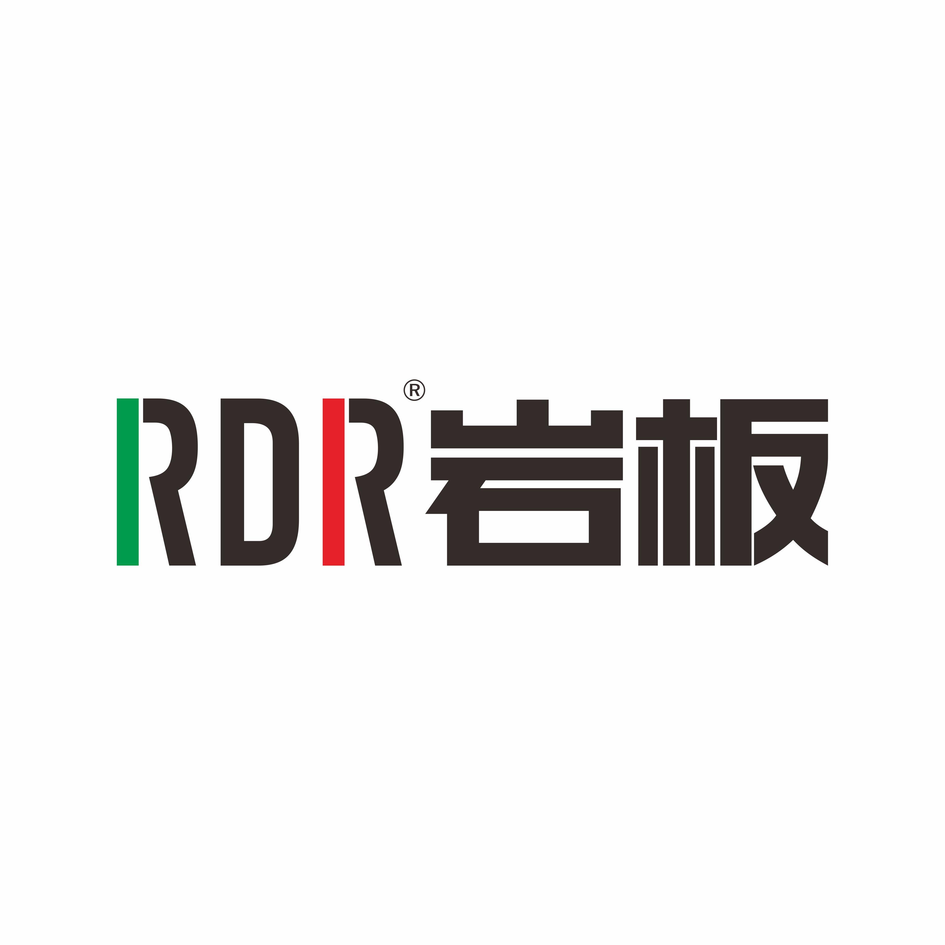 RDR岩板形象图