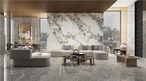 欧神诺2021新品|如此高颜值的岩板背景墙,你见过吗?