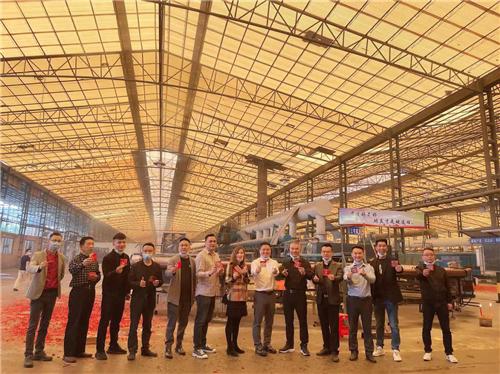 下一篇:热烈祝贺佛山市兴家旺族整装有限公司恩平生产基地全面点火生产!