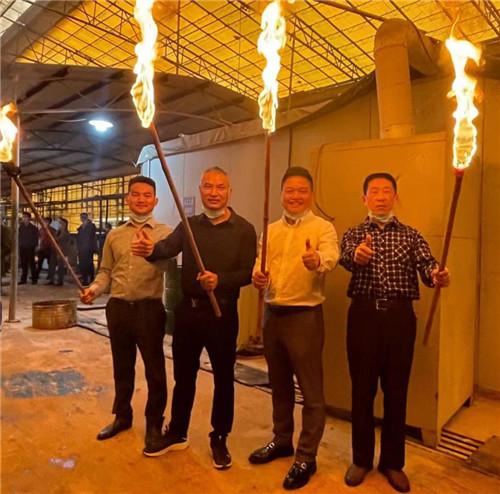 上一篇:热烈祝贺佛山市嘉美德陶瓷有限公司恩平生产基地全面点火生产!
