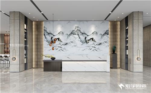 <a href='https://www.ceramicschina.com/pinpai/view_131.html'>宏宇陶瓷</a>无界石效果图