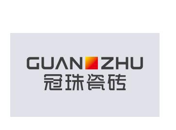 冠珠瓷砖logo