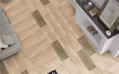 木纹砖怎么铺效果好?要想不翘边请做好这几点!